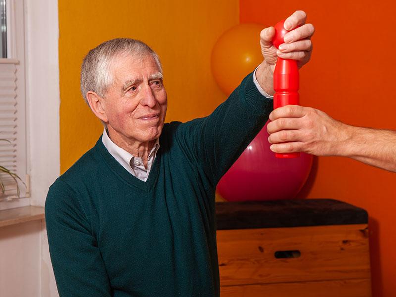 Ergotherapie für Senioren Ebenhausen